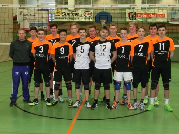Volleyball Landesmeisterschaften U20m